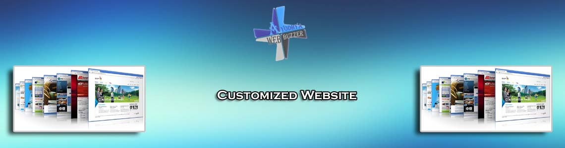 Customized Website