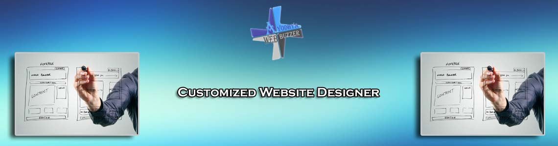 Customized Website Designer