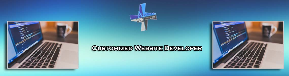 Customized Website Developer