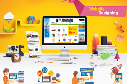 Dynamic Customised Website