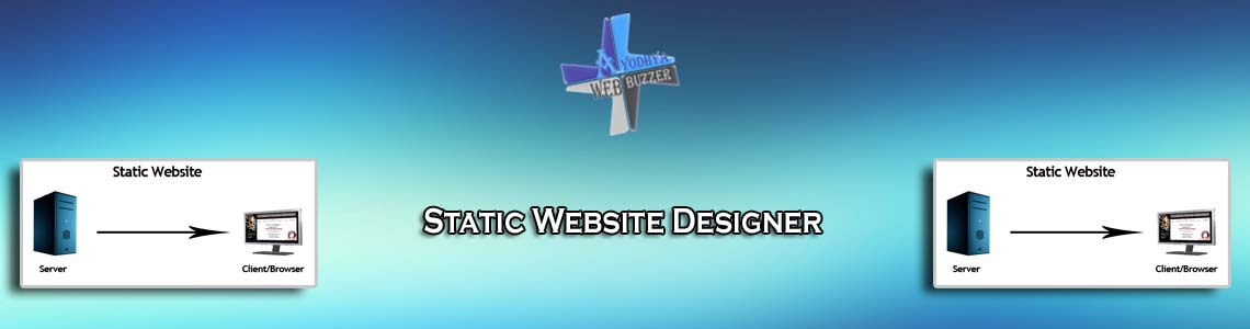 Static Website Designer