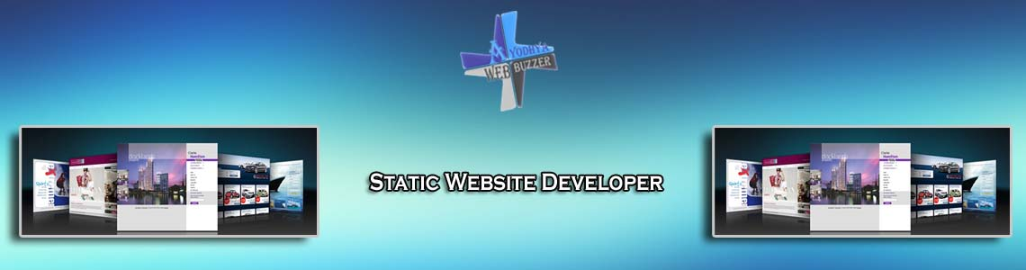 Static Website Developer