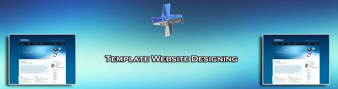 Template Website Designing