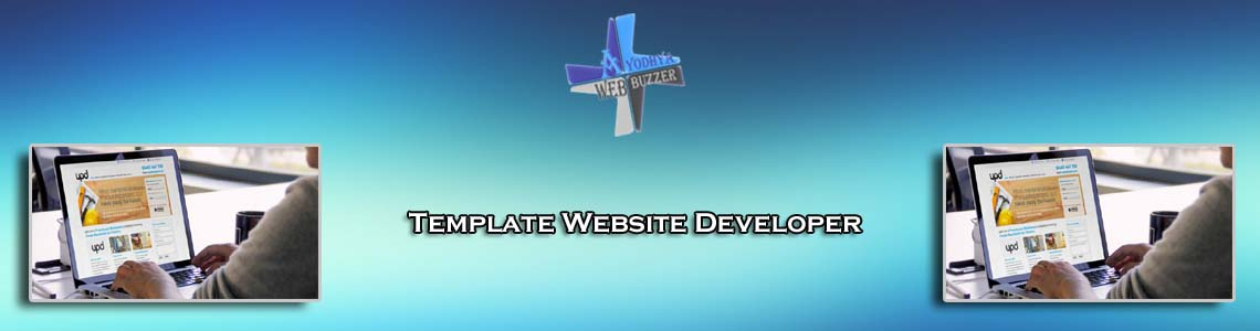 Template Website Developer