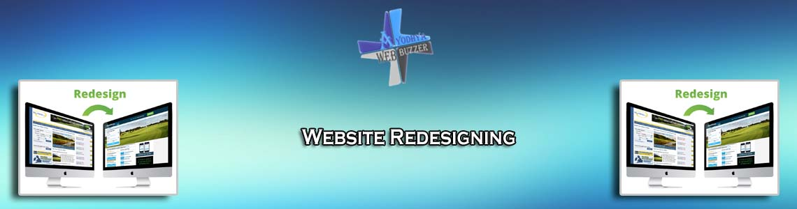 Website Redesigning